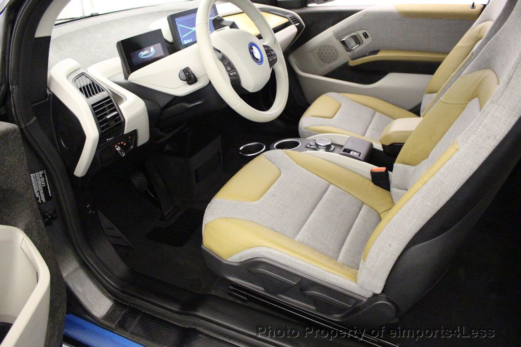 2015 BMW i3 CERTIFIED i3 GIGA WORLD Active Cruise TECH NAVI - 17517249 - 34