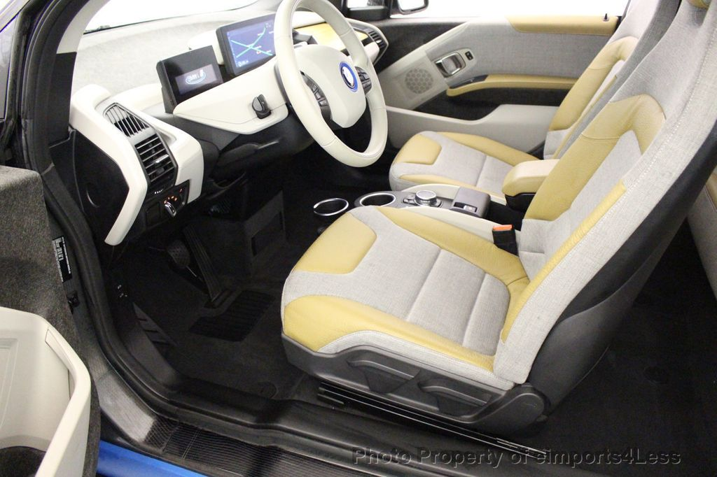 2015 BMW i3 CERTIFIED i3 GIGA WORLD Active Cruise TECH NAVI - 17517249 - 49