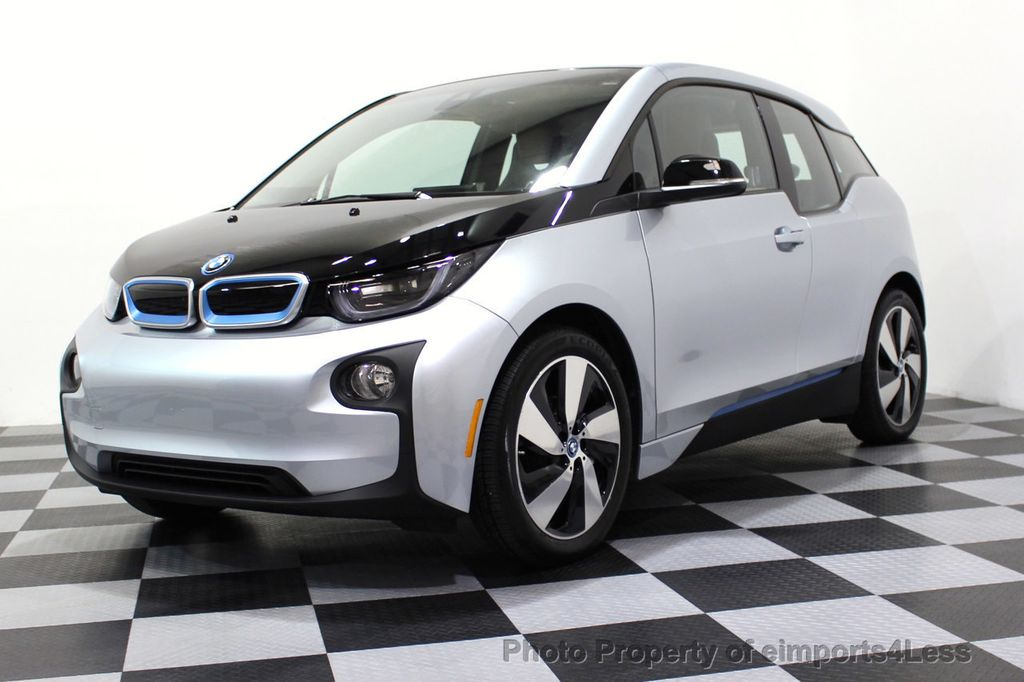 2015 BMW i3 CERTIFIED i3 GIGA WORLD Active Cruise TECH NAVI - 17517249 - 50