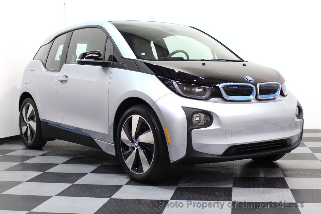 2015 BMW i3 CERTIFIED i3 GIGA WORLD Active Cruise TECH NAVI - 17517249 - 51
