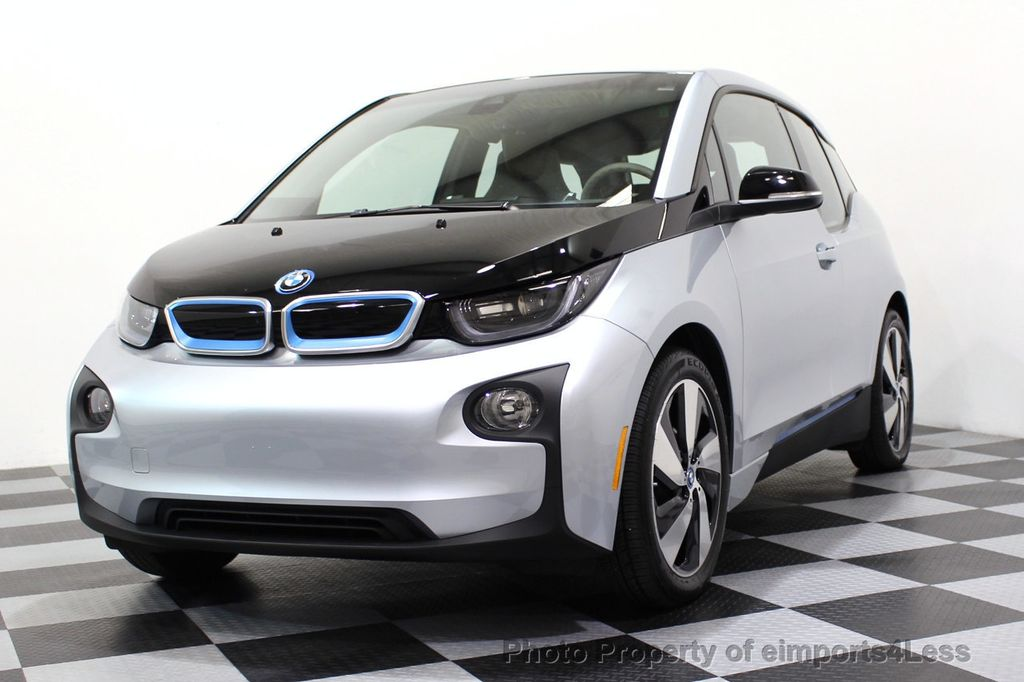 2015 BMW i3 CERTIFIED i3 GIGA WORLD Active Cruise TECH NAVI - 17517249 - 54