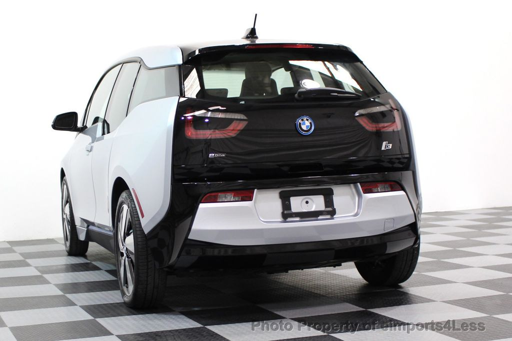 2015 BMW i3 CERTIFIED i3 GIGA WORLD Active Cruise TECH NAVI - 17517249 - 55