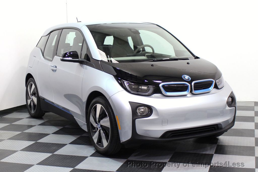2015 BMW i3 CERTIFIED i3 GIGA WORLD Active Cruise TECH NAVI - 17517249 - 57