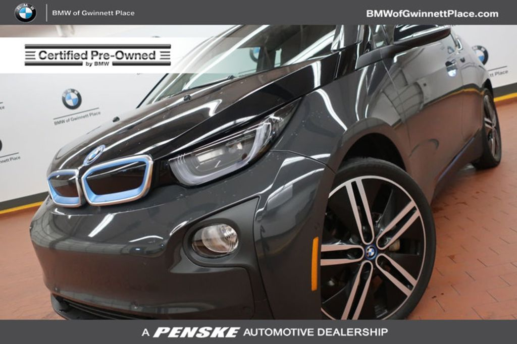Dealer Video - 2015 BMW i3 Hatchback - 18111457