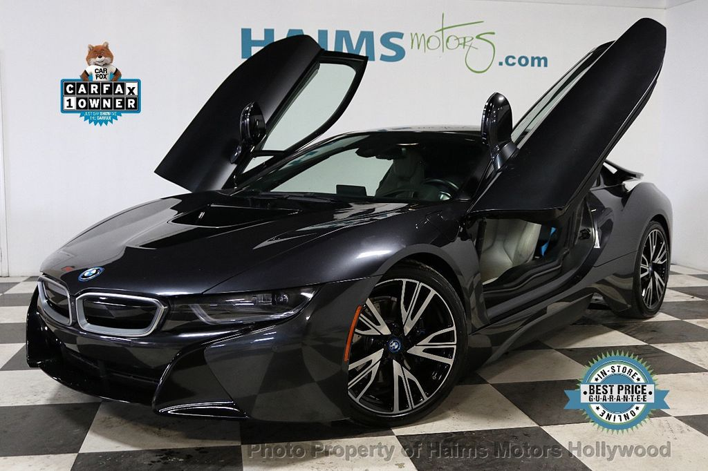 2015 Used Bmw I8 At Haims Motors Ft Lauderdale Serving Lauderdale