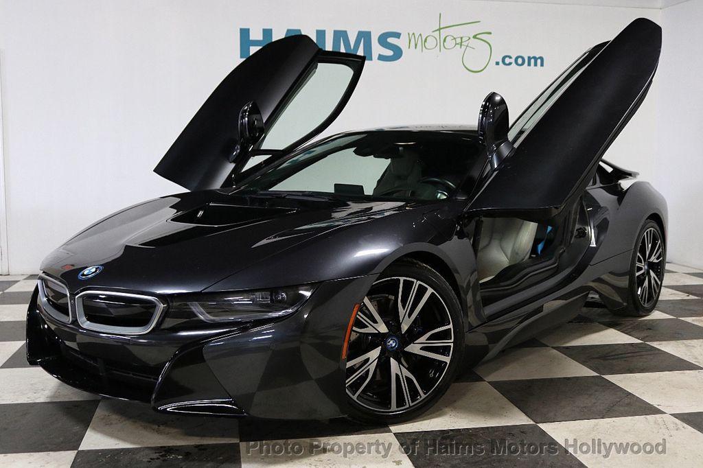 2015 BMW i8  - 18272704 - 1