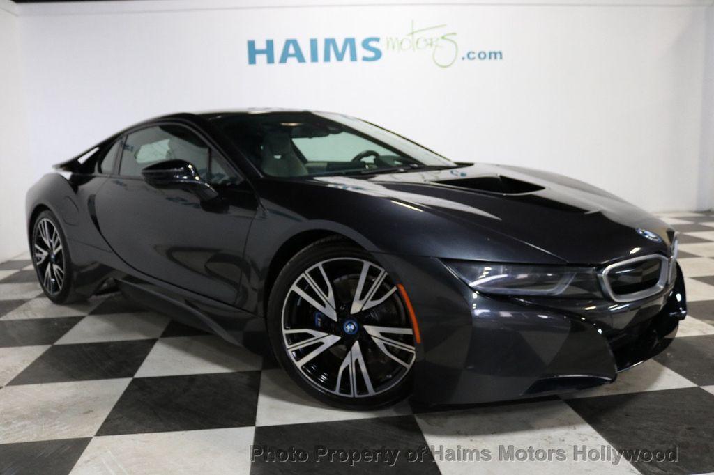 2015 BMW i8  - 18272704 - 5