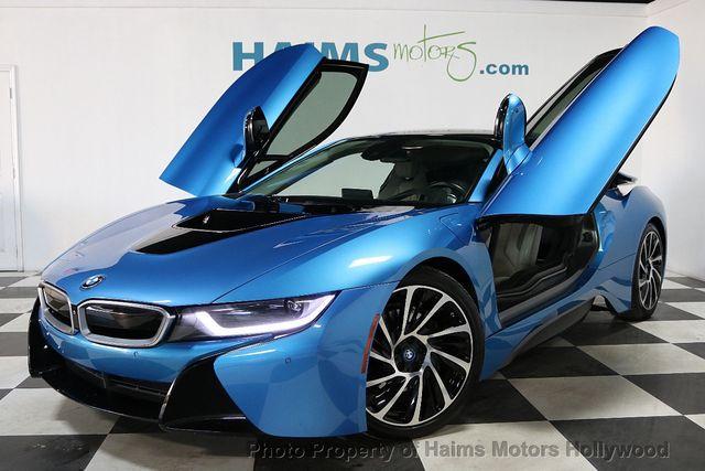 2015 Bmw I8 Coupe For Sale Hollywood Fl 64 977 Motorcar Com