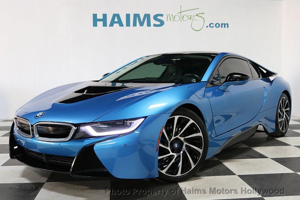2015 BMW i8  - 18403372 - 2