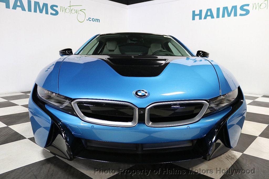 2015 Used Bmw I8 Giga World At Haims Motors Serving Fort Lauderdale