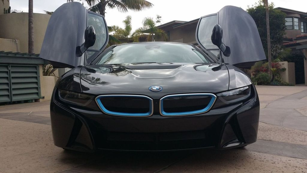2015 BMW i8 PURE IMPULSE i8 PURE IMPULSE WORLD EDITION - 17048581 - 11