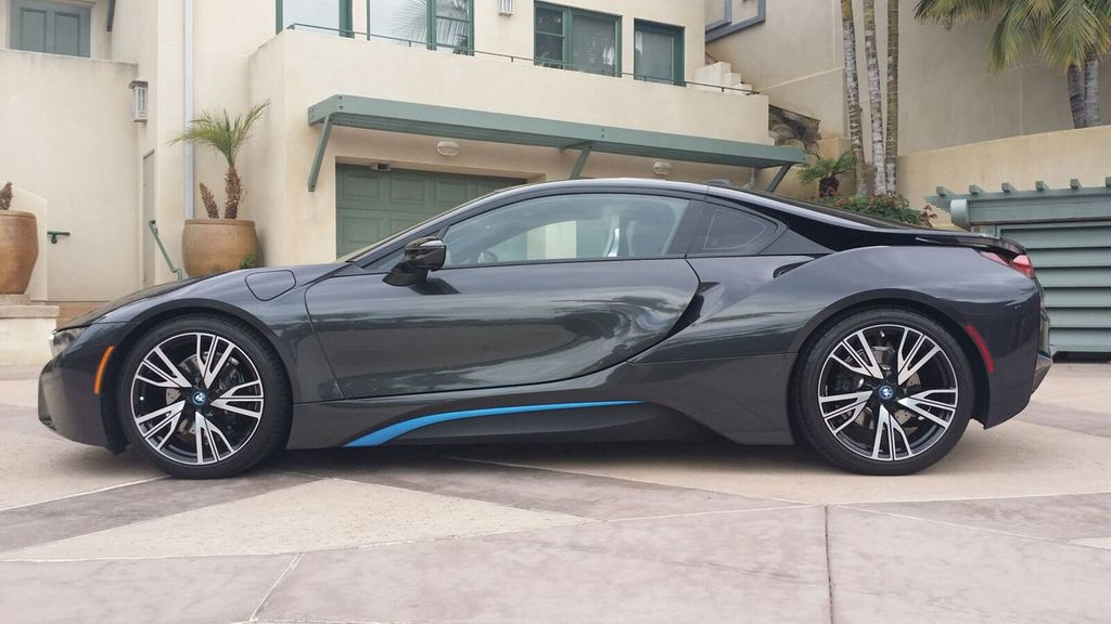 2015 BMW i8 PURE IMPULSE i8 PURE IMPULSE WORLD EDITION - 17048581 - 12
