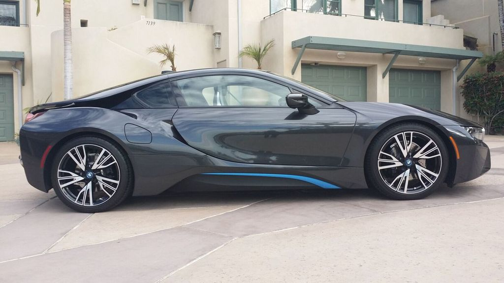 2015 BMW i8 PURE IMPULSE i8 PURE IMPULSE WORLD EDITION - 17048581 - 13