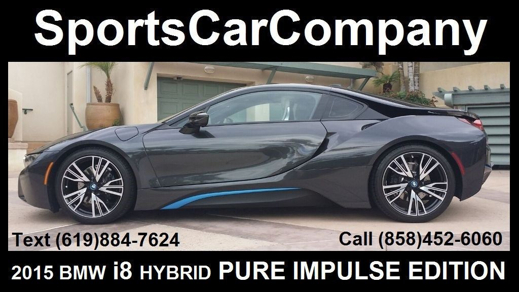 2015 BMW i8 PURE IMPULSE i8 PURE IMPULSE WORLD EDITION - 17048581 - 1