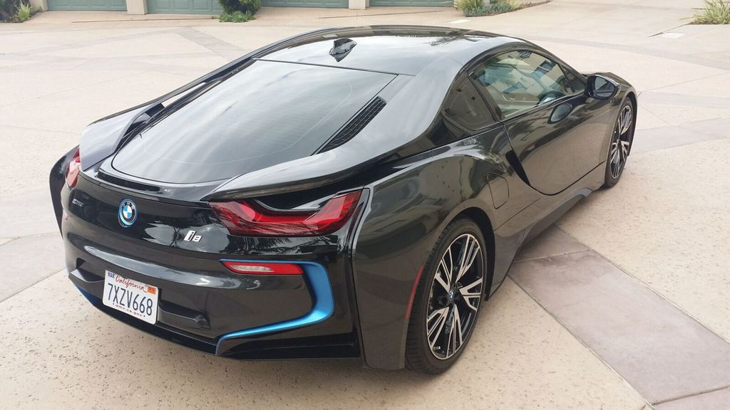2015 BMW i8 PURE IMPULSE i8 PURE IMPULSE WORLD EDITION - 17048581 - 33