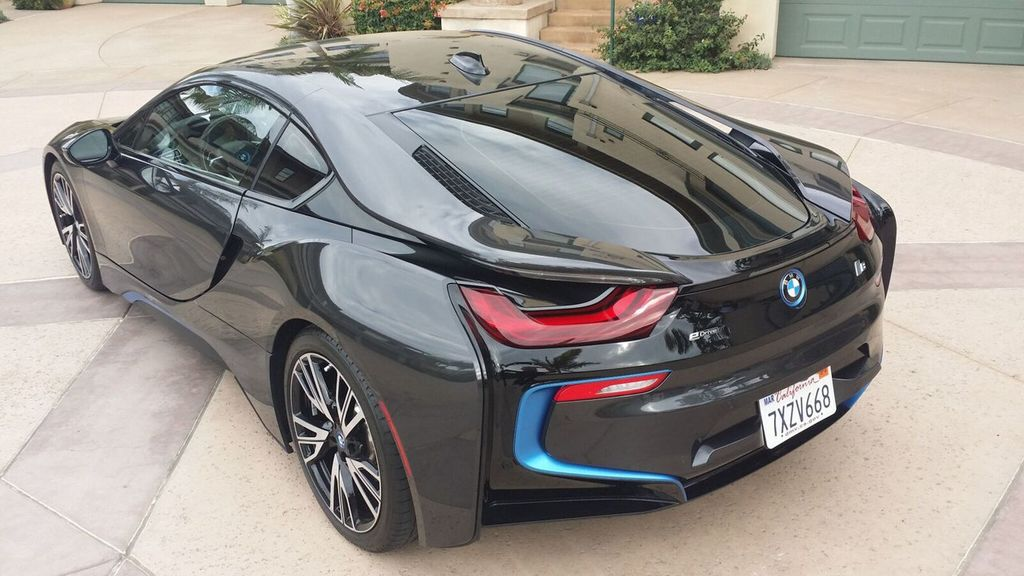 2015 BMW i8 PURE IMPULSE i8 PURE IMPULSE WORLD EDITION - 17048581 - 35