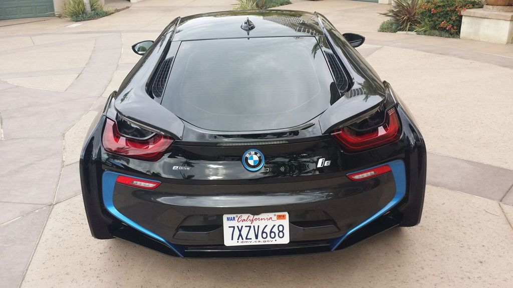 2015 BMW i8 PURE IMPULSE i8 PURE IMPULSE WORLD EDITION - 17048581 - 45