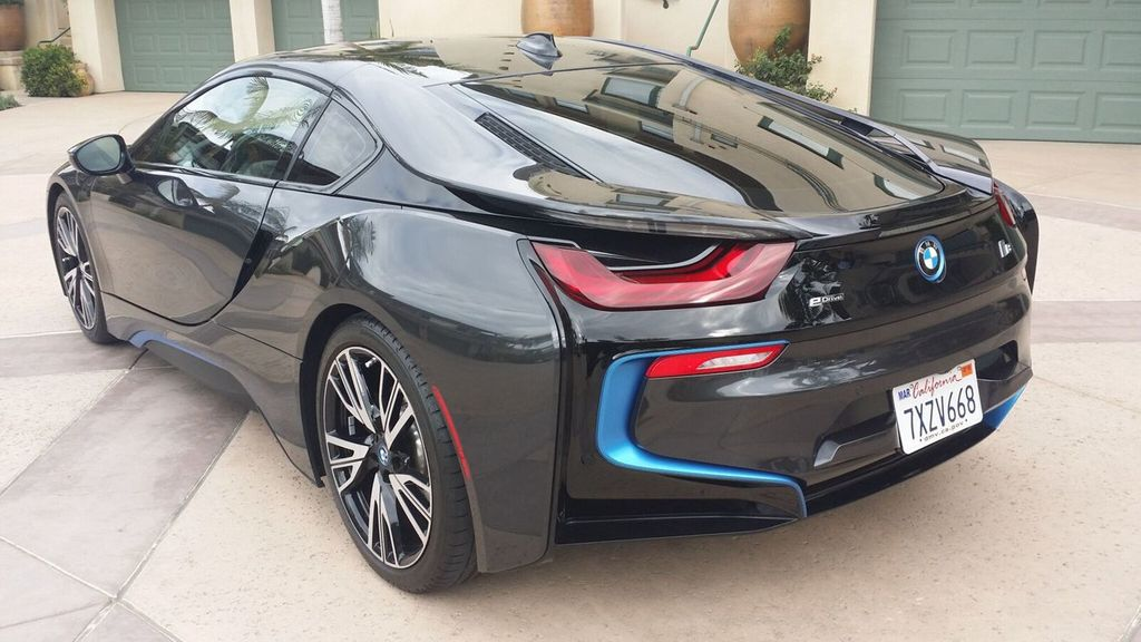 2015 BMW i8 PURE IMPULSE i8 PURE IMPULSE WORLD EDITION - 17048581 - 46
