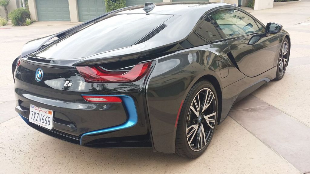 2015 BMW i8 PURE IMPULSE i8 PURE IMPULSE WORLD EDITION - 17048581 - 47