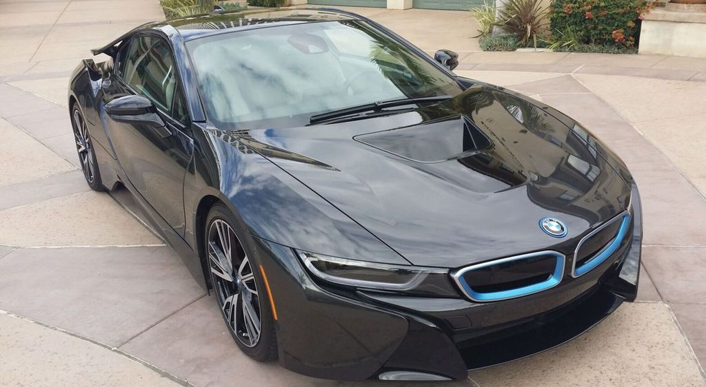 2015 BMW i8 PURE IMPULSE i8 PURE IMPULSE WORLD EDITION - 17048581 - 8