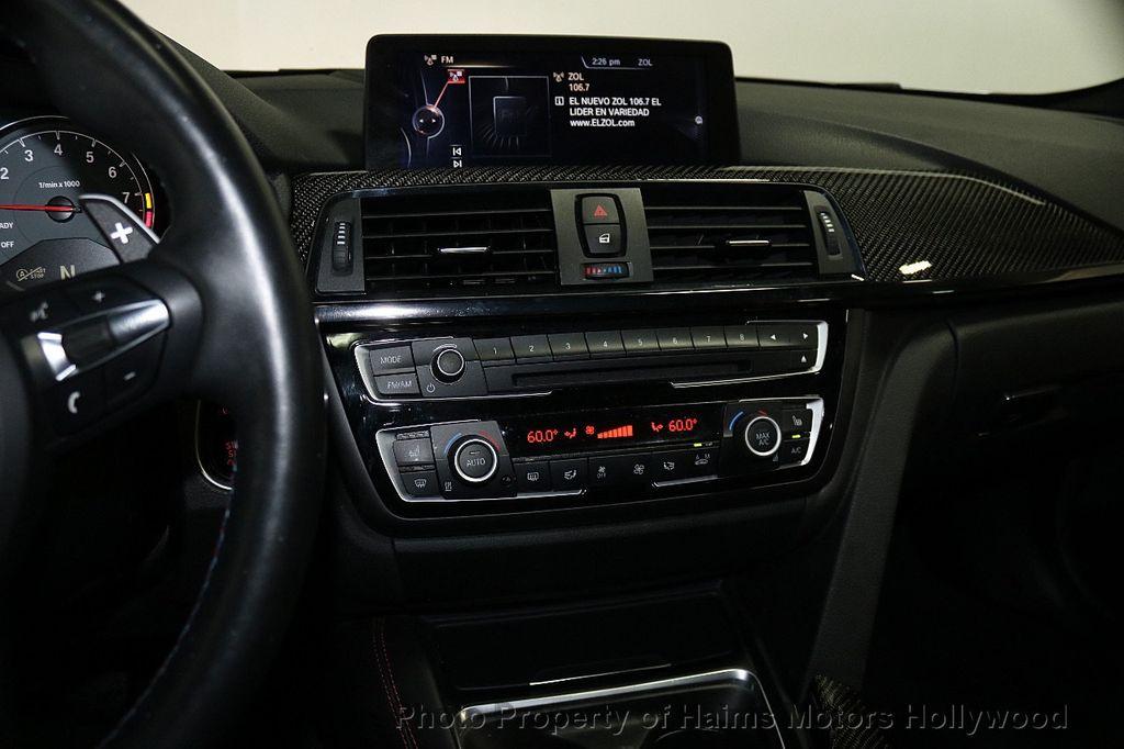 2015 BMW M3  - 17798208 - 20