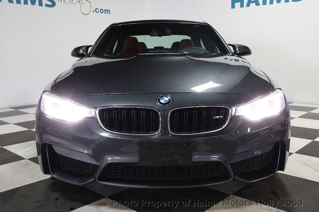 2015 BMW M3  - 17798208 - 2