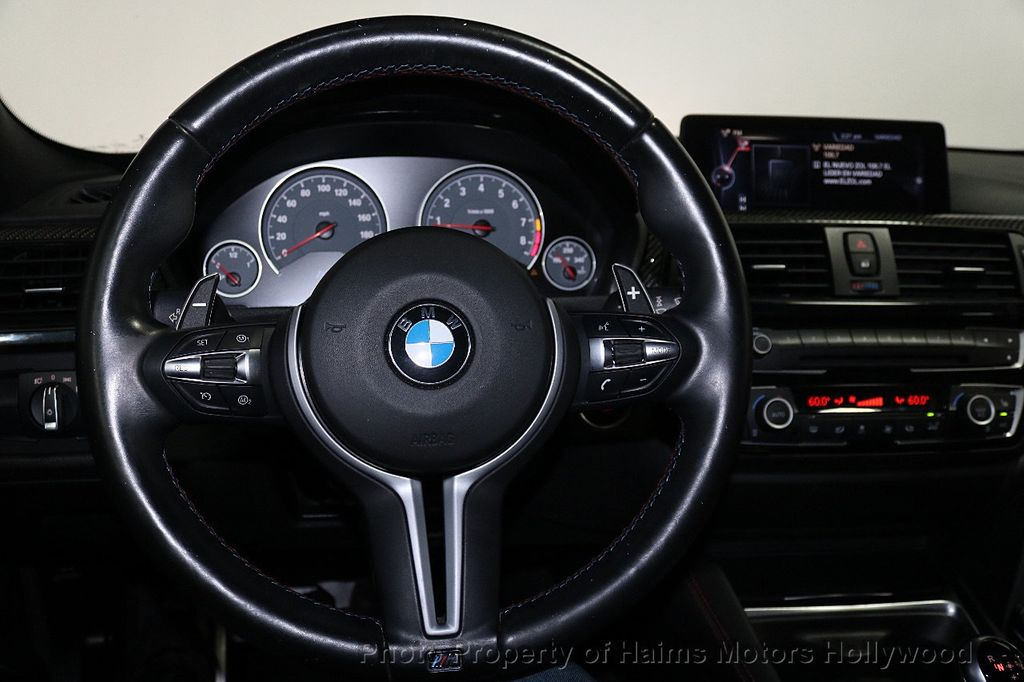 2015 BMW M3  - 17798208 - 30