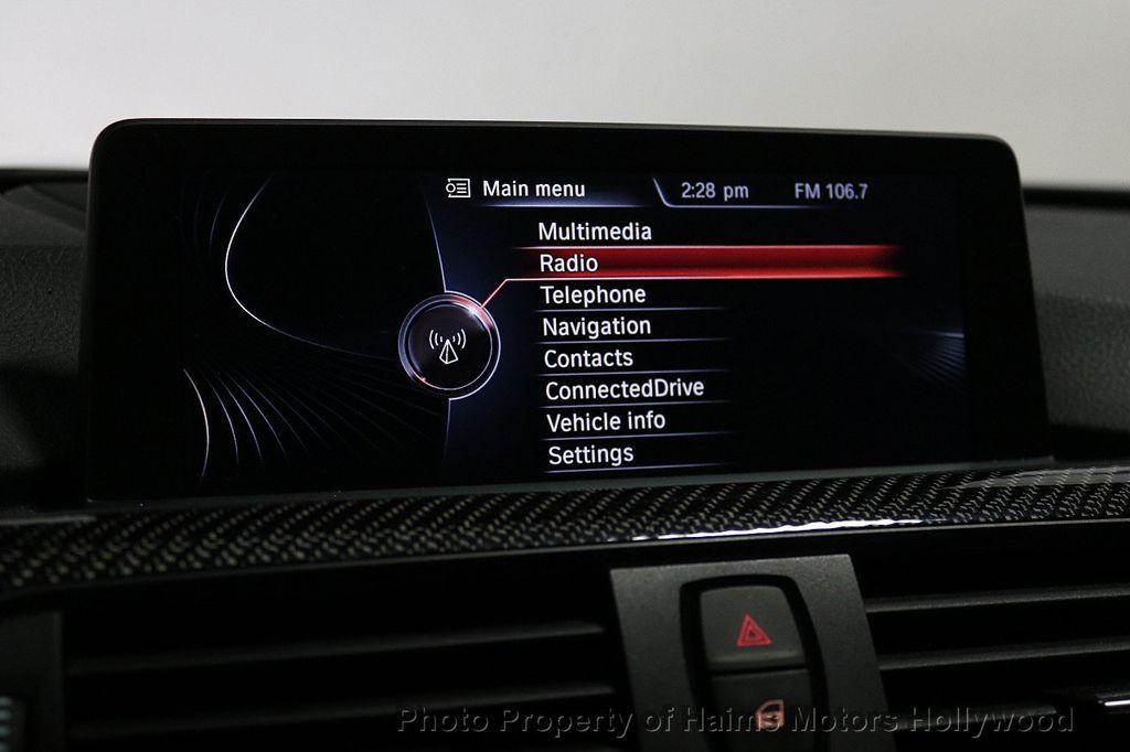2015 BMW M3  - 17798208 - 32