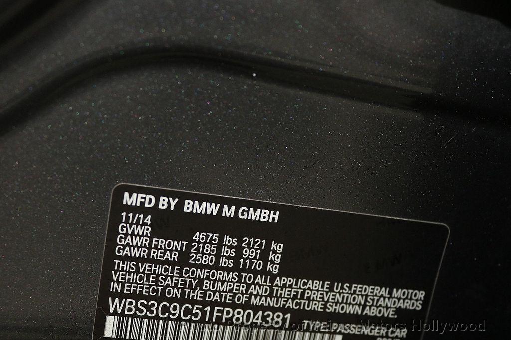 2015 BMW M3  - 17798208 - 41