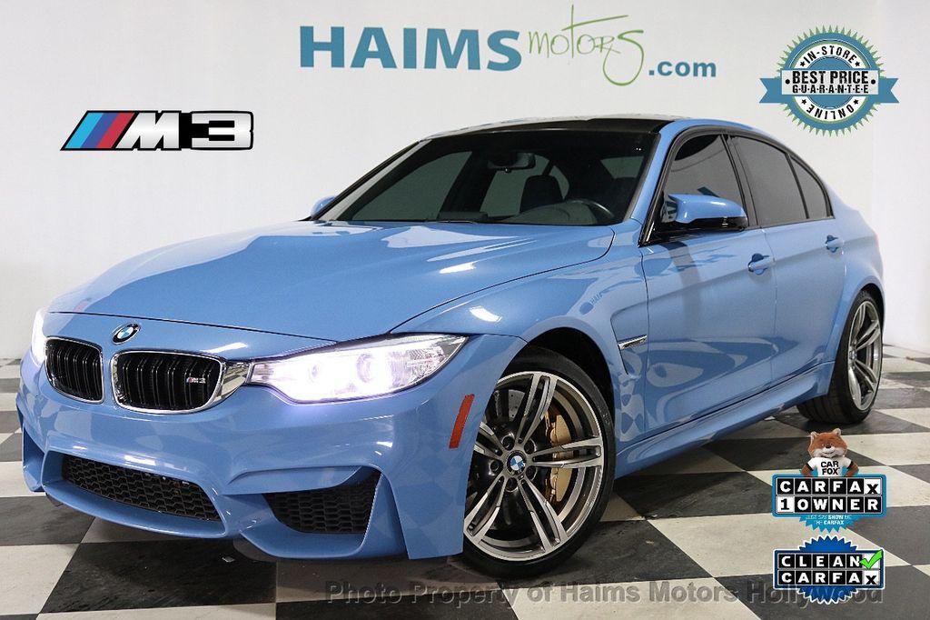 2015 BMW M3  - 18062050 - 0
