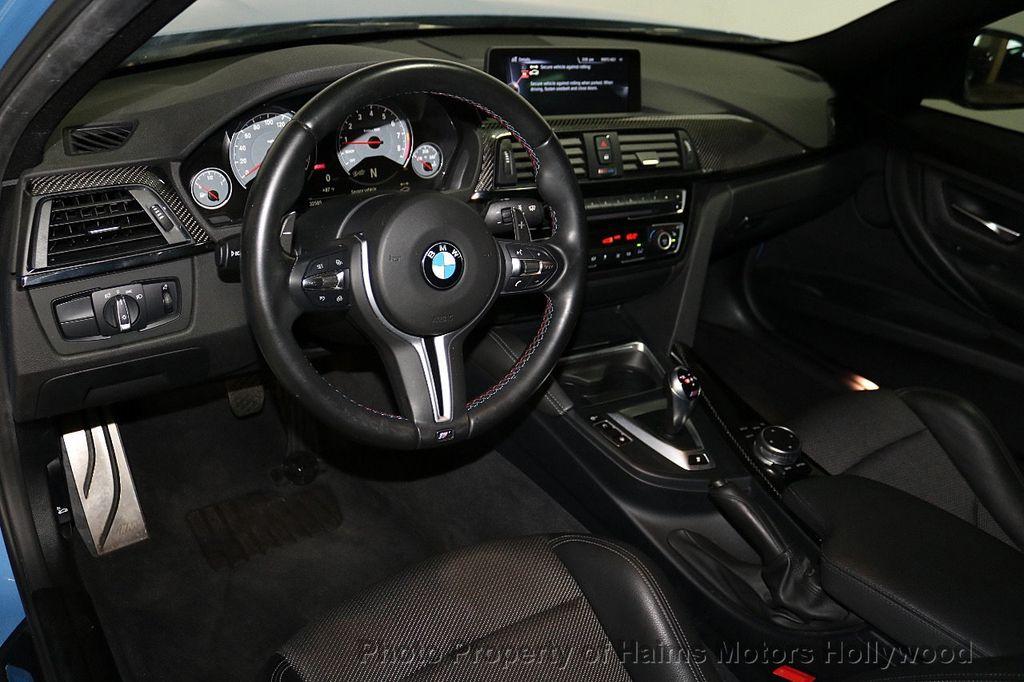 2015 BMW M3  - 18062050 - 18