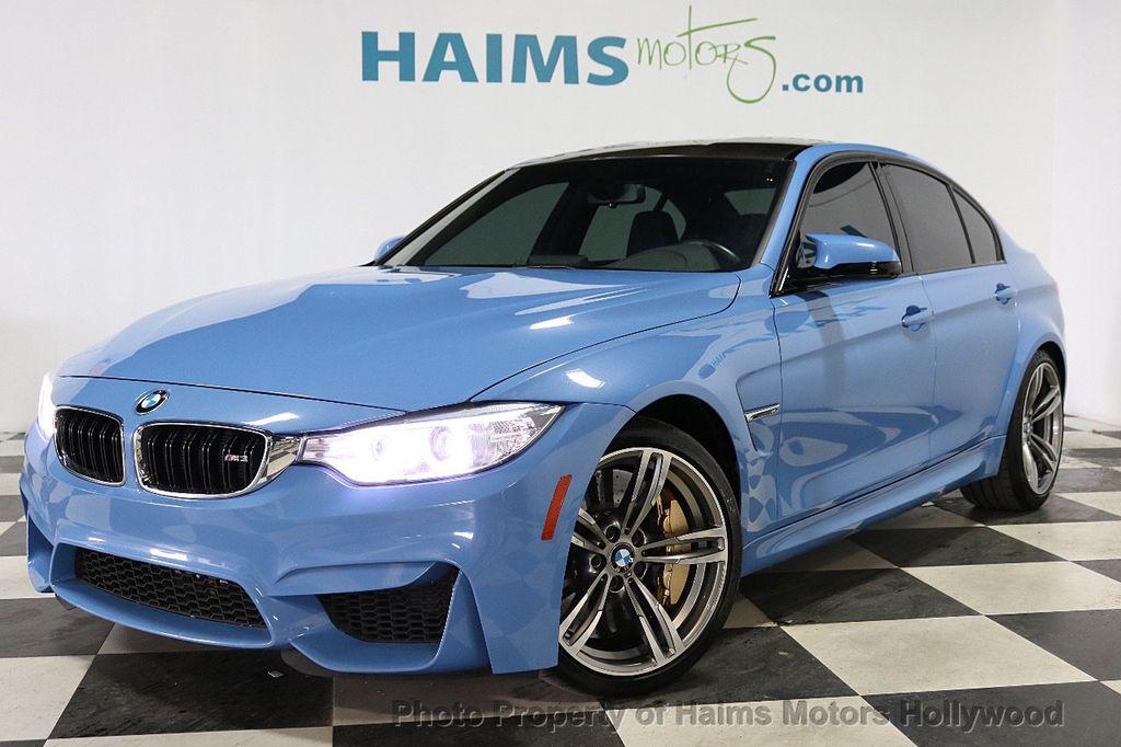 2015 BMW M3  - 18062050 - 1
