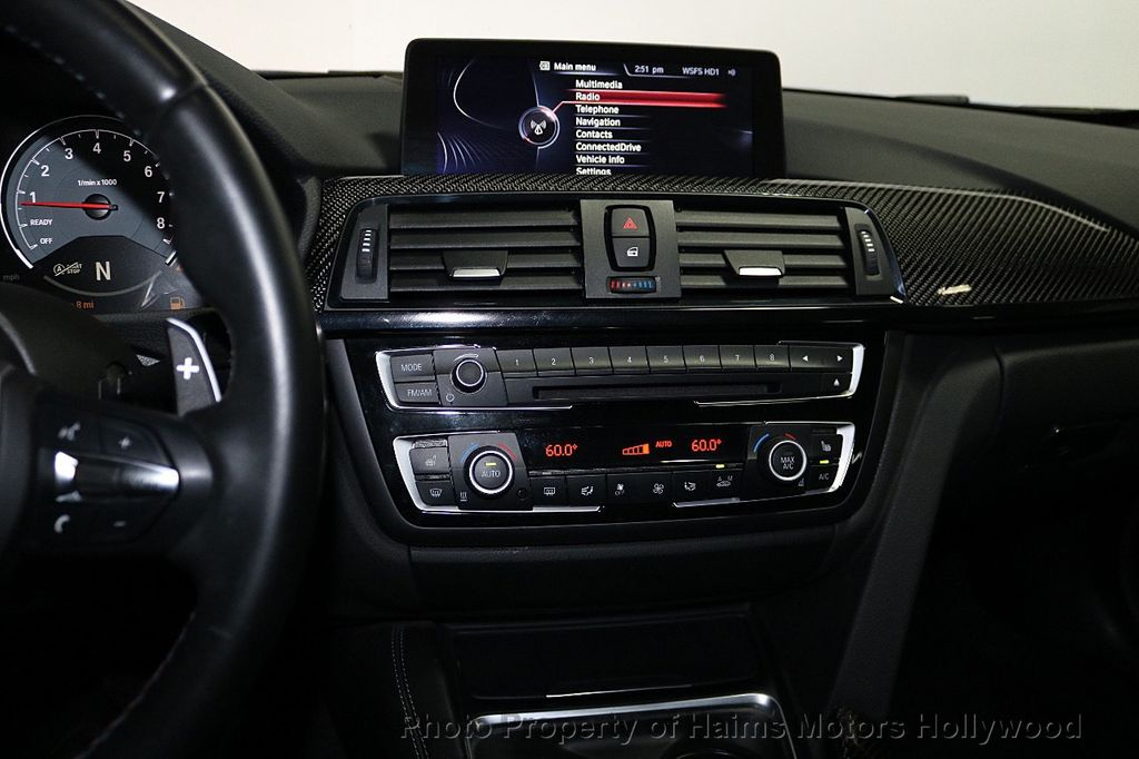 2015 Used BMW M3 at Haims Motors Serving Fort Lauderdale, Hollywood ...