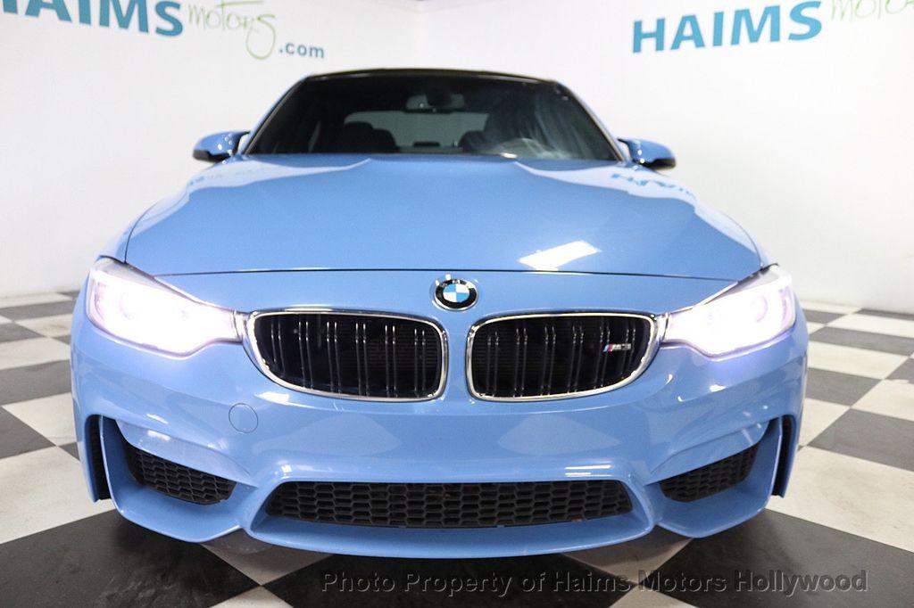 2015 BMW M3  - 18062050 - 2