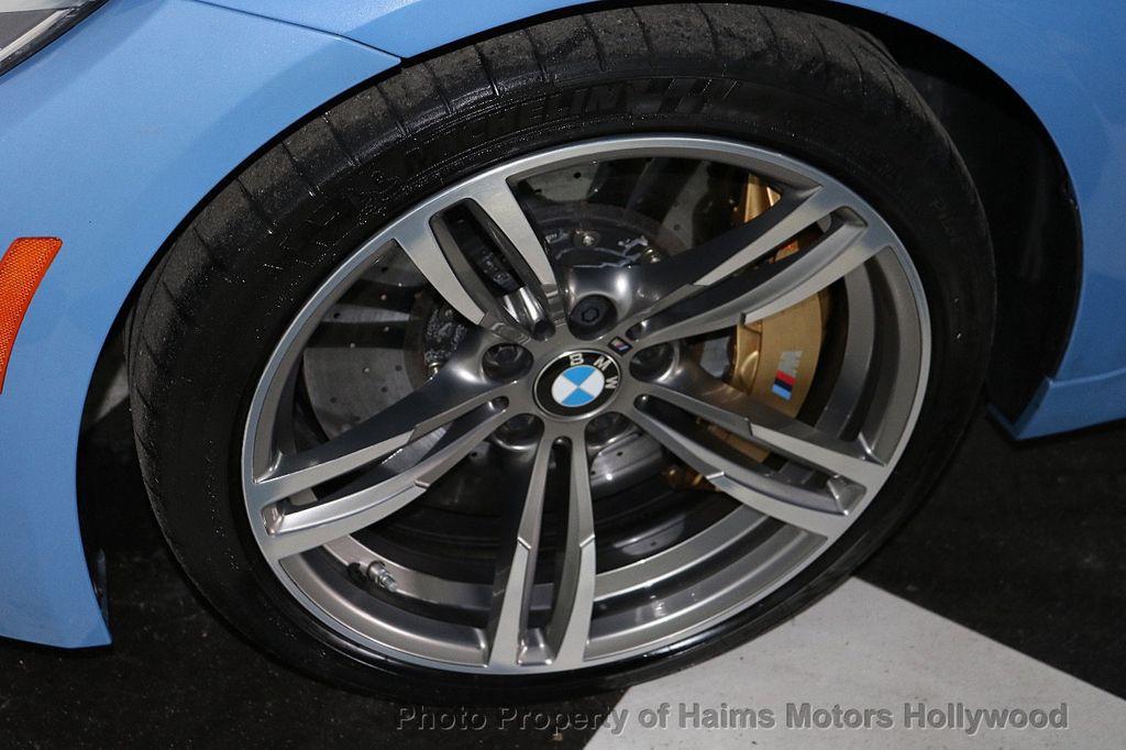 2015 BMW M3  - 18062050 - 36