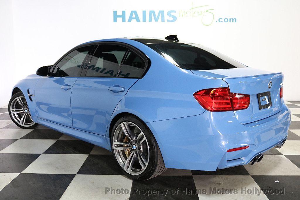 2015 BMW M3  - 18062050 - 4