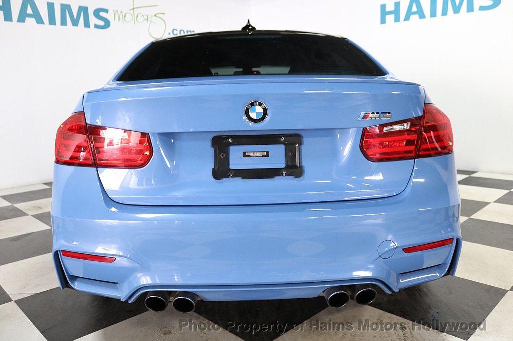2015 BMW M3  - 18062050 - 5