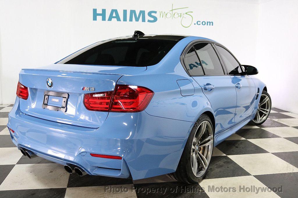 2015 BMW M3  - 18062050 - 6