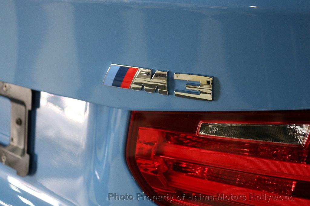 2015 BMW M3  - 18062050 - 7