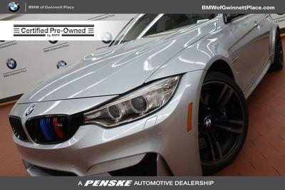 2015 BMW M3 4DR SDN Sedan