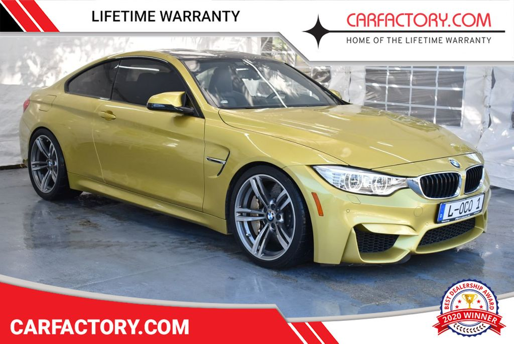 2015 BMW M4 2dr Coupe - 18387251 - 0