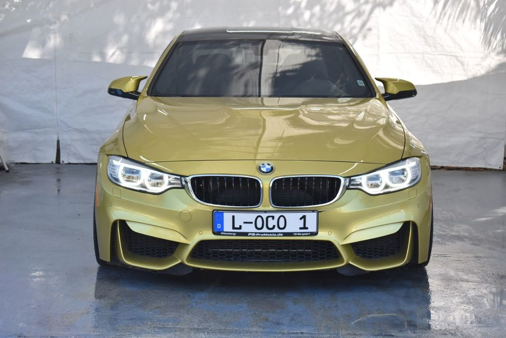 2015 BMW M4 2dr Coupe - 18387251 - 3