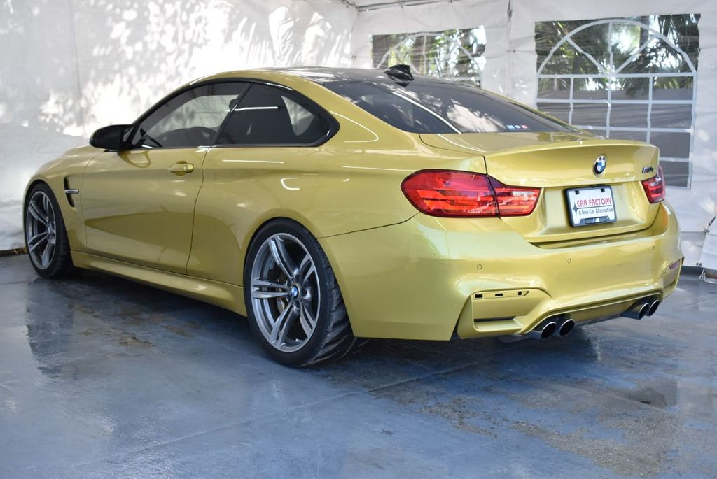 2015 BMW M4 2dr Coupe - 18387251 - 5