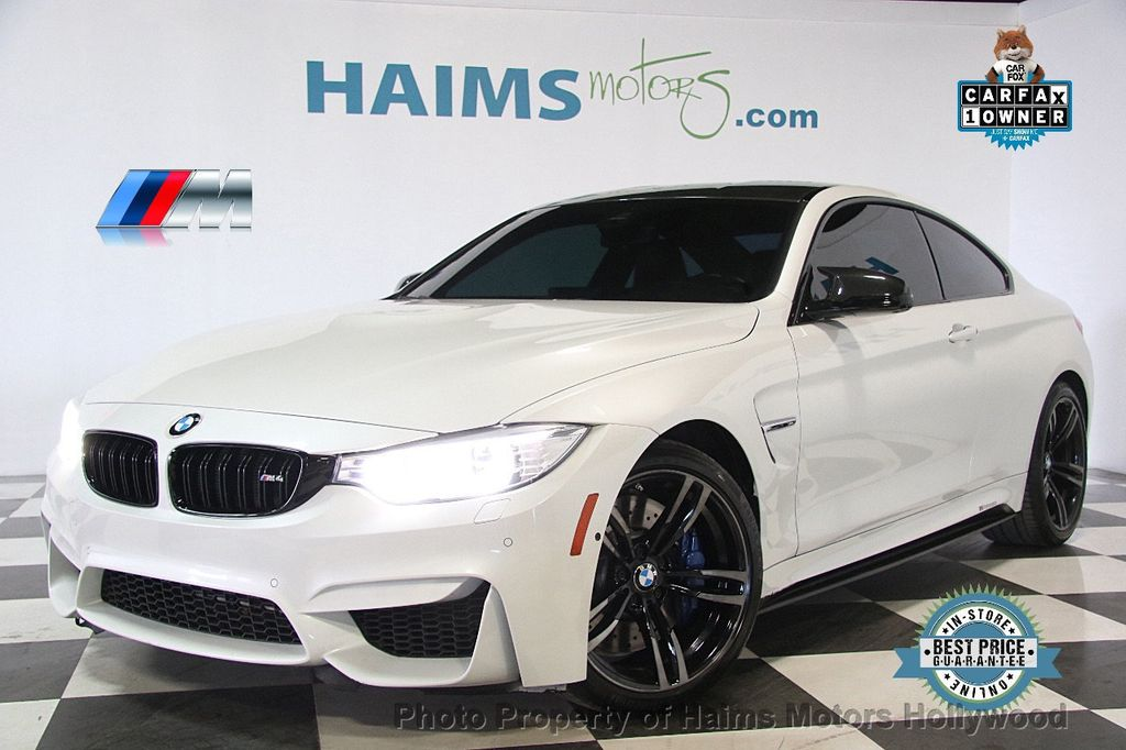 2015 BMW M4 2dr Coupe - 17409677 - 0