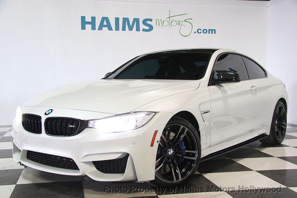 2015 BMW M4 2dr Coupe - 17409677 - 1
