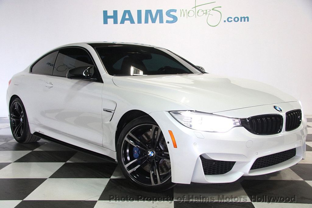 2015 BMW M4 2dr Coupe - 17409677 - 3
