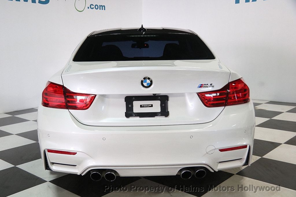 2015 BMW M4 2dr Coupe - 17409677 - 5
