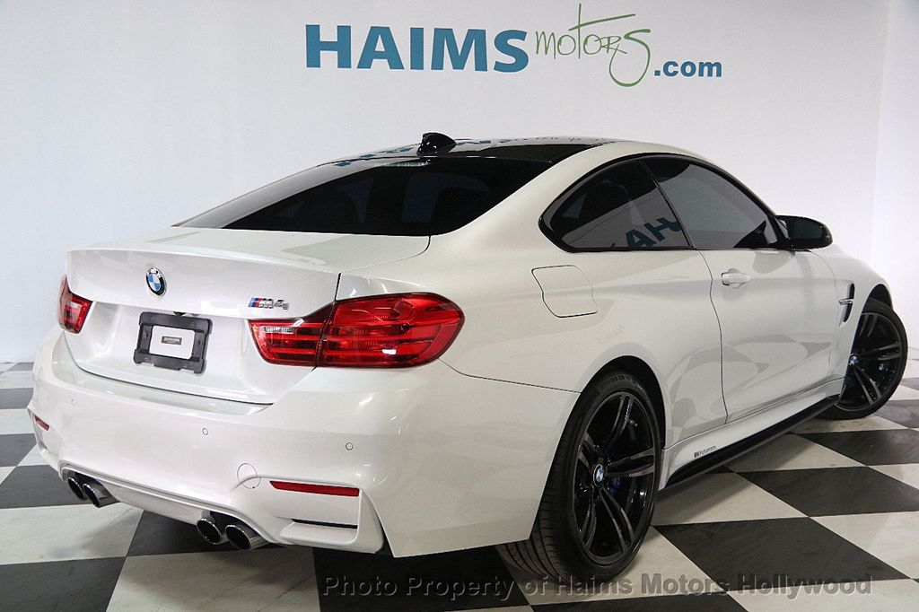 2015 BMW M4 2dr Coupe - 17409677 - 6