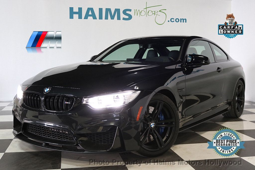 2015 BMW M4 2dr Coupe - 17590361 - 0