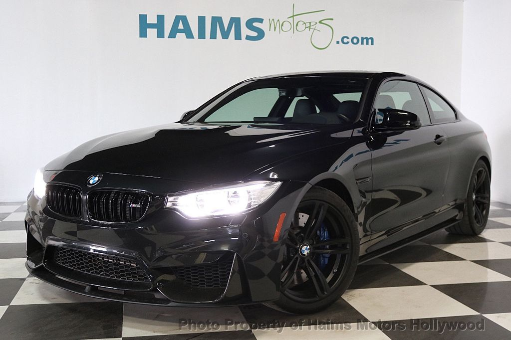 2015 Used Bmw M4 2dr Coupe At Haims Motors Serving Fort